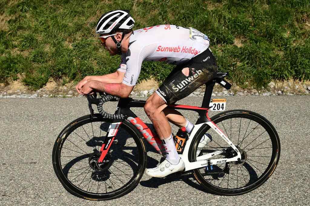 Marc Hirschi Tour de Francia 2020