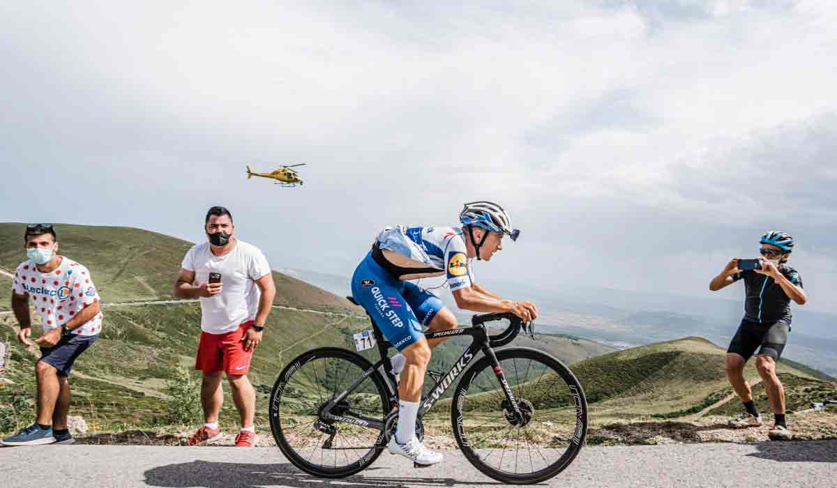 bonitas imágenes de ciclismo