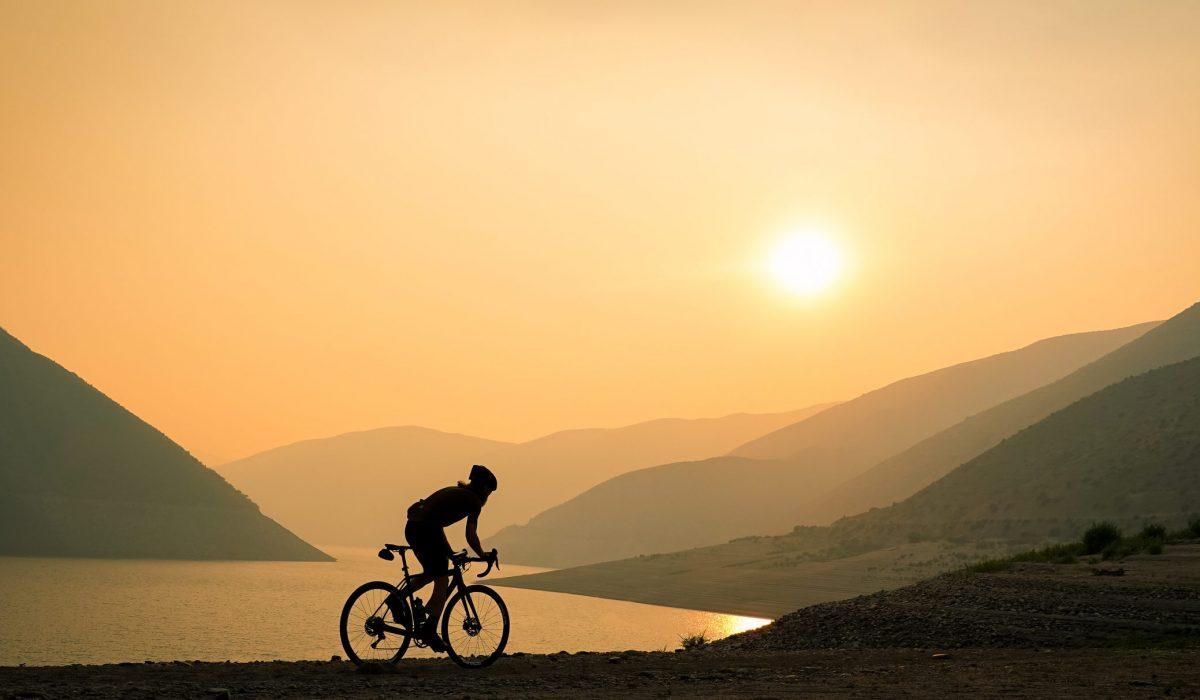 bellas fotografías de ciclismo