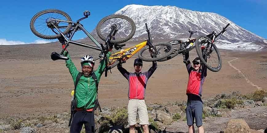 Tour del Kilimanjaro