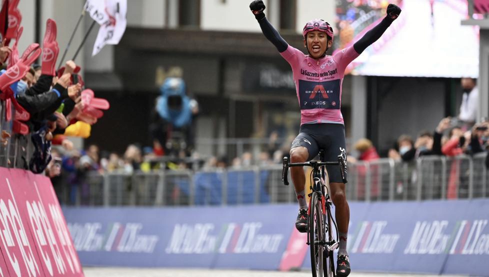 Detalles destacables del Giro de Italia 2021