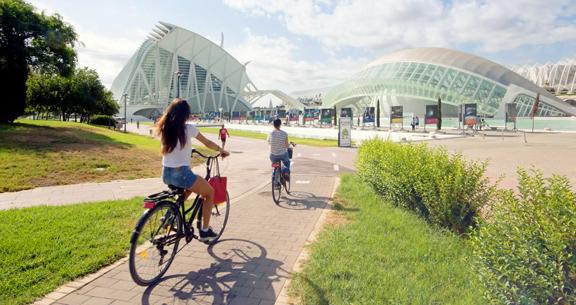 5 prioridades de la estrategia estatal por la bicicleta
