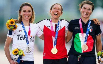 Anna Kiesenhofer: la matemática que encumbró al ciclismo femenino